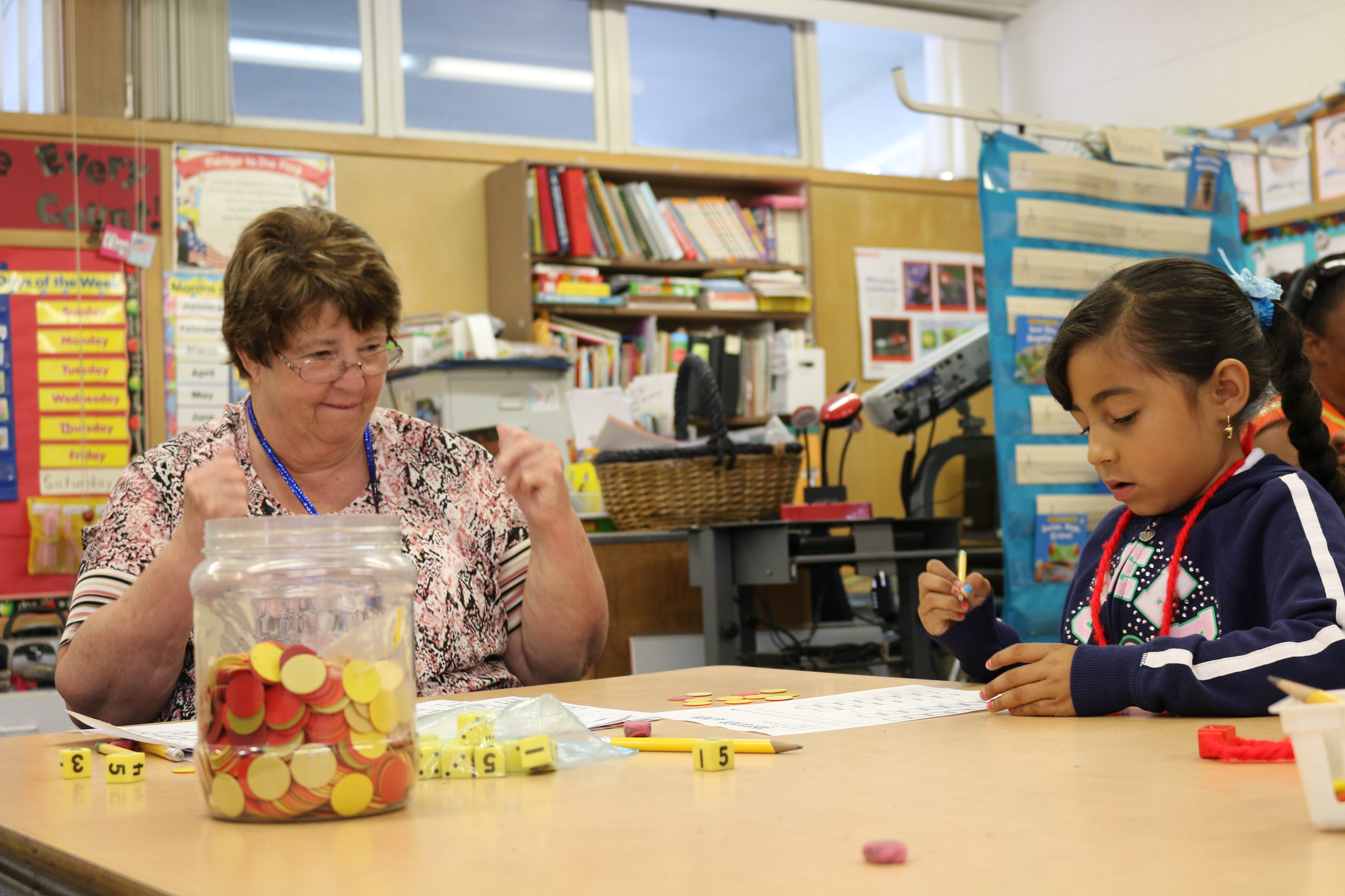 Learning Should Be Fun: A Day at Park View's Kindergarten – Simi
