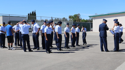 Air Force ROTC or Physical Therapy?